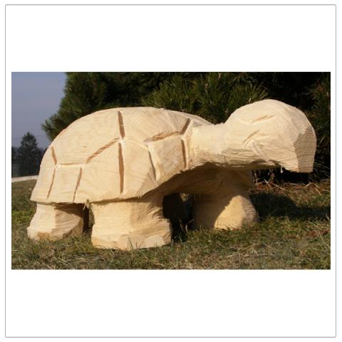 Úvodní strana › dřevěné sochy exteriér