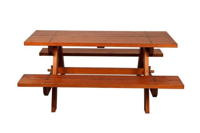 Lavice zahradní dřevěná lszd 01